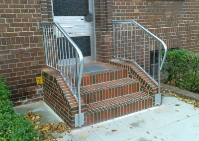 HFF - Treppenaufgang